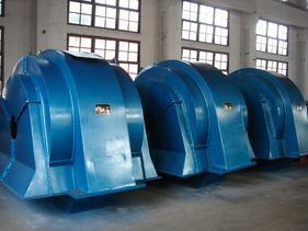 SFW2500-6/1730水轮发电机