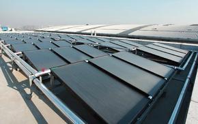 湖南太阳能热水、长沙太阳能热水、湖南太阳能热水工程