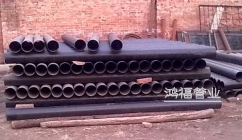 机制铸铁排水管 柔性接口铸铁管件