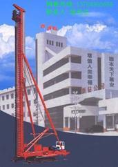甘肃陕西西安长螺旋钻孔机型号12米13米15米
