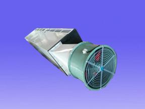 轴流式侧送风型蒸汽风幕机