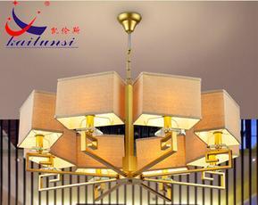 新中式灯生产厂家