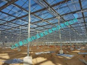 智能温室建造