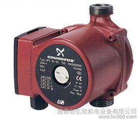 格兰富GrundfosUPS15-60静音泵 屏蔽泵 循环泵 水泵