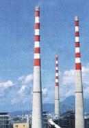 昭通烟囱刷航标、昭通烟囱刷涂料公司