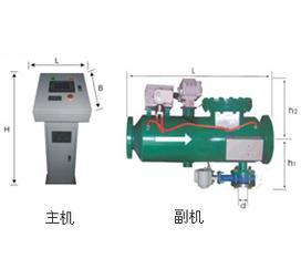 电离释放型动态水处理系统