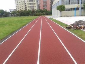 深圳哪里有做学校PU跑道塑胶操场的厂家