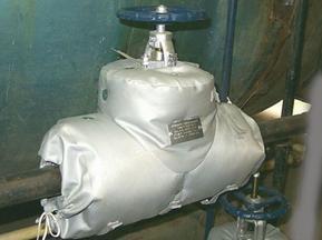 阀门保温用可拆卸保温套保温衣
