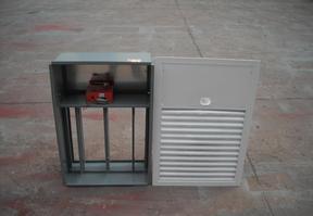PYK远控多叶排烟(送)风口风管防火风口