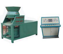 新疆秸秆压块机/秸秆煤炭成型机/秸秆成型机/秸秆煤炭20090308