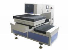 铁板冷轧板激光打标切割一体机