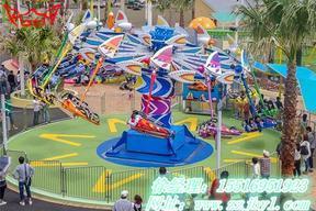 游乐设备生产厂家 专业生产 风筝飞行游乐设备