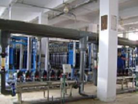 5000吨/天双膜法:集预处理、超滤(UF)和反渗透(RO)相组合的回用新工艺
