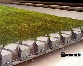 Grasscrete超级植草地坪系统
