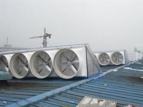 厂房车间通风降温|通风降温设备|怡帆机电