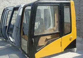 供应卡特318D挖掘机副厂驾驶室