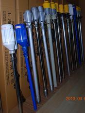 旺泉SB系列插桶泵、电动抽液泵