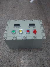 防爆仪表控制箱 溶剂回收机专用电控箱 防爆操作箱