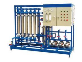 5T/H矿泉水设备