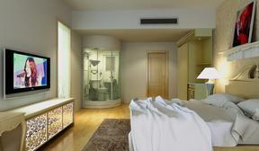 铜墙铁壁集成卫浴-----酒店卫浴之首先