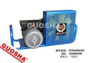 GSW100A潜水呼吸专用高压空气压缩机