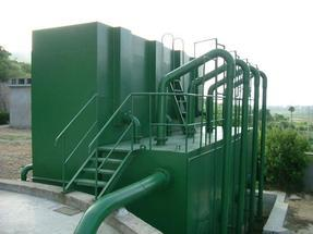 集成式一体化净水设备