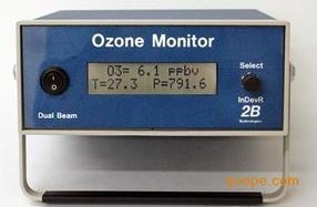 美国进口2B室外环境用臭氧监测分析仪205型