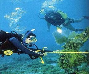 水下测量,水下测量方案