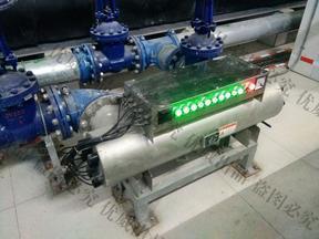 安徽万达广场供水项目紫外线消毒器杀菌器现场