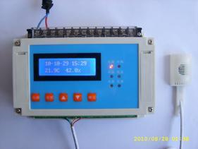 捷创信威AT-2000 养殖温湿度探测器控制器