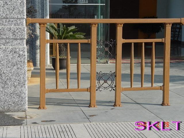 不锈钢方管栏杆设计图
