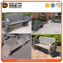 GCF214花岗岩石材靠背车轮椅