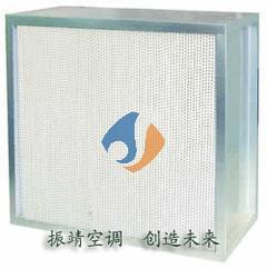 GKWL系列无隔板高效过滤器