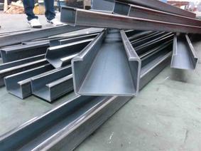 C式型钢机带钢型材生产线设备