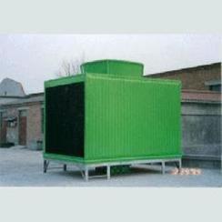 玻璃钢方形横流冷却塔_冷却塔生产厂家