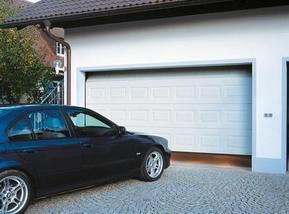 遥控车库门、电动车库门、卷帘车库门