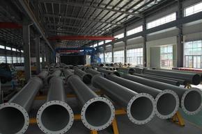 供应优质钢管涂塑生产线