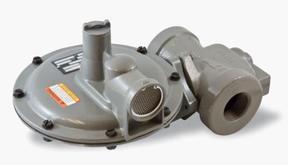 8203;美国ITRON埃创B34SN减压阀DN40螺纹连接调压器