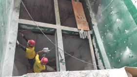祯华化工废水化工池乙烯基重防腐项目工程