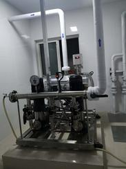 无负压供水设备原理选北京麒麟公司