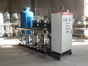 循环水变频恒压供水设备BeDY