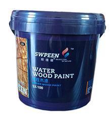 斯维普水性木漆