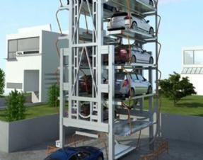立体停车设备、郴州泰安车库、垂直循环类立体车库