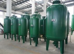 石家庄博谊BeDY-800-1.0气压罐,立式隔膜气压罐,稳压罐