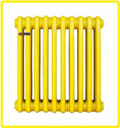 钢管柱式散热器