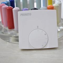 德国普林多温控器上海地暖散热器专业设计安装