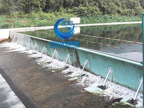 供应型号(MC-290)5*3m液压活动升降坝合页坝