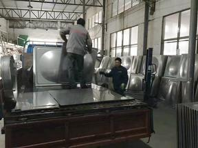 来料加工304不锈钢水箱冲压板无锡厂家