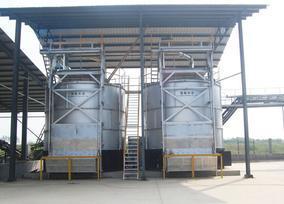 粪便处理发酵设备FH-01