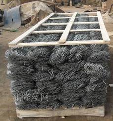 手工编织的镀锌铁丝网,也可作为养殖围网